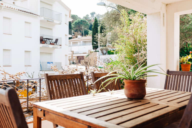 Tamariu Perica Appartamento Con Bella Terrazza A 150m