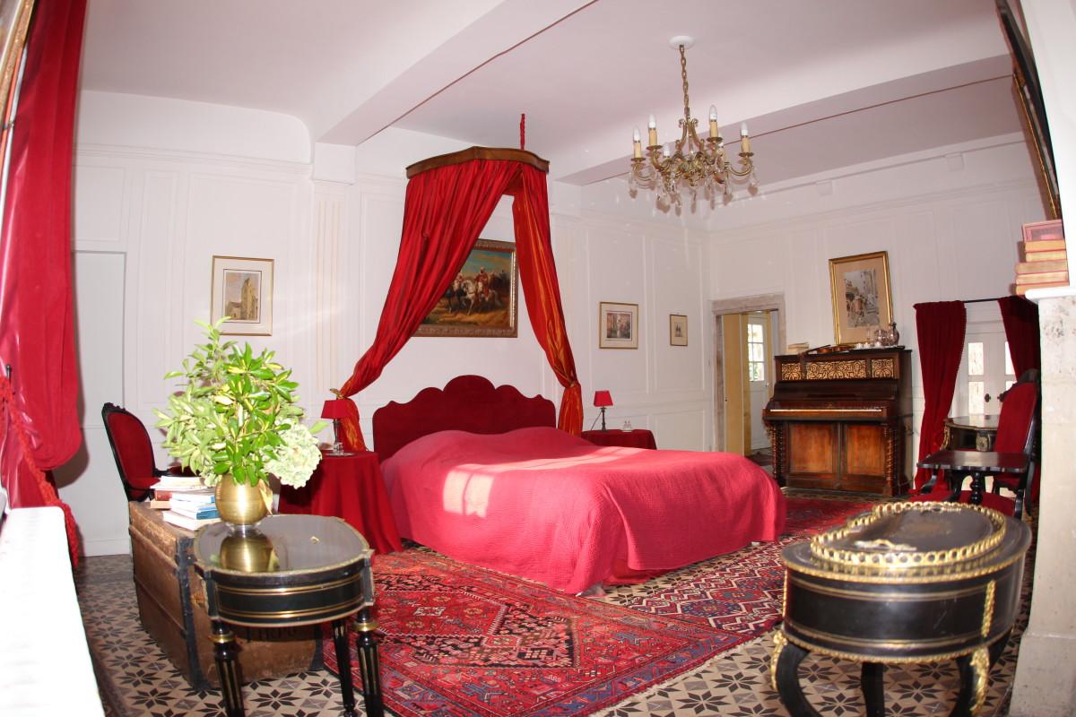 Location de g tes et de chambres d 39 h tes en normandie for Gite 7 chambres
