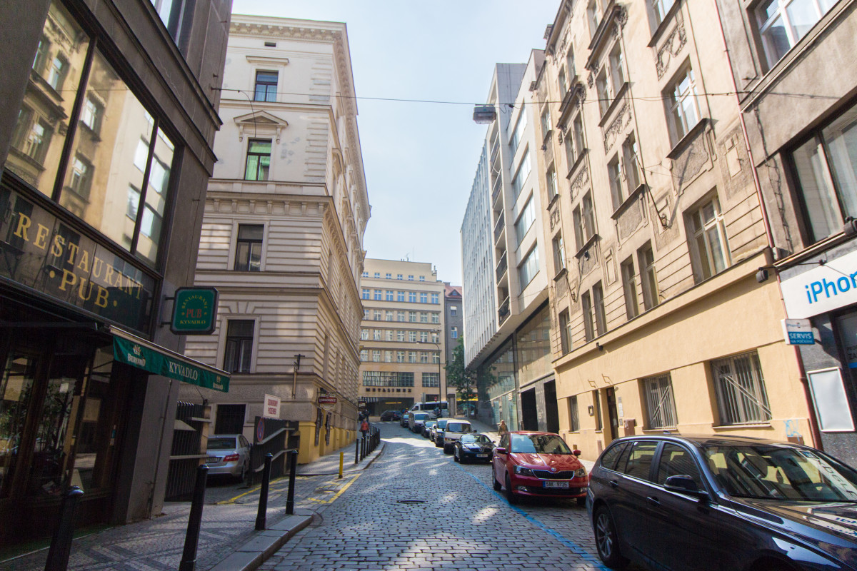 Prague City Apartment on Wenceslas Square for 6 by easyBNB photo 5789842