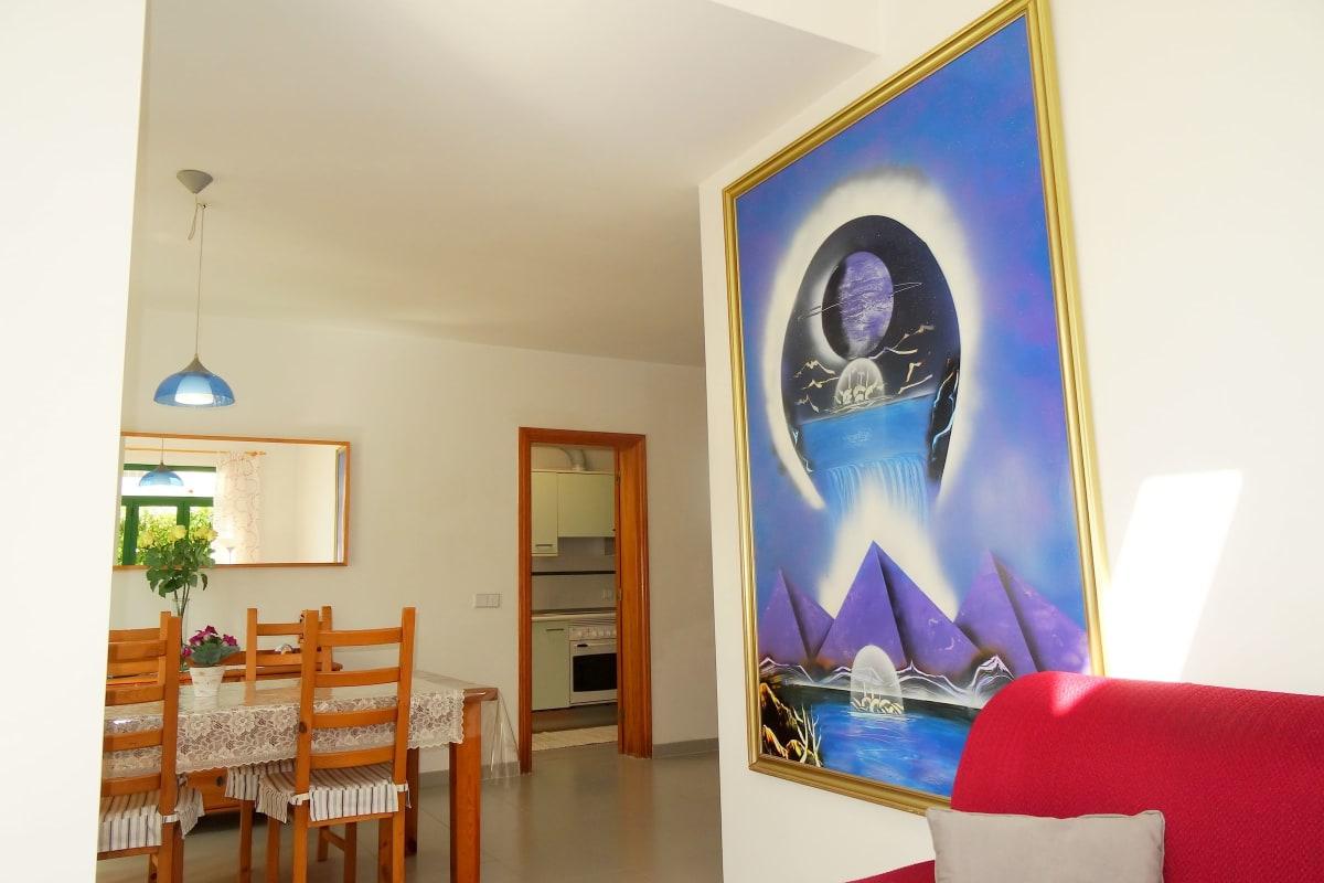 Apartment Holiday home Casa Mailanzaisla in Costa Teguise photo 20438938