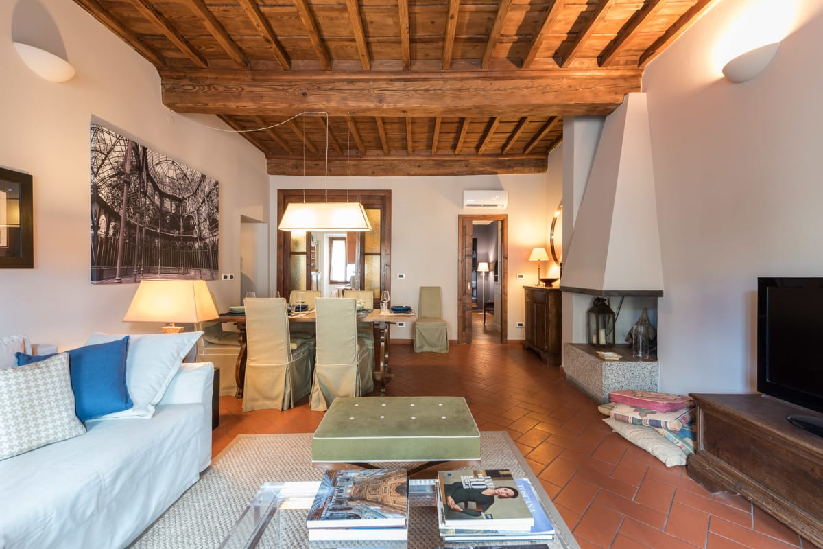 Apartment HEART OF FLORENCE Pitti 2 Bed-Apartment  photo 20442978