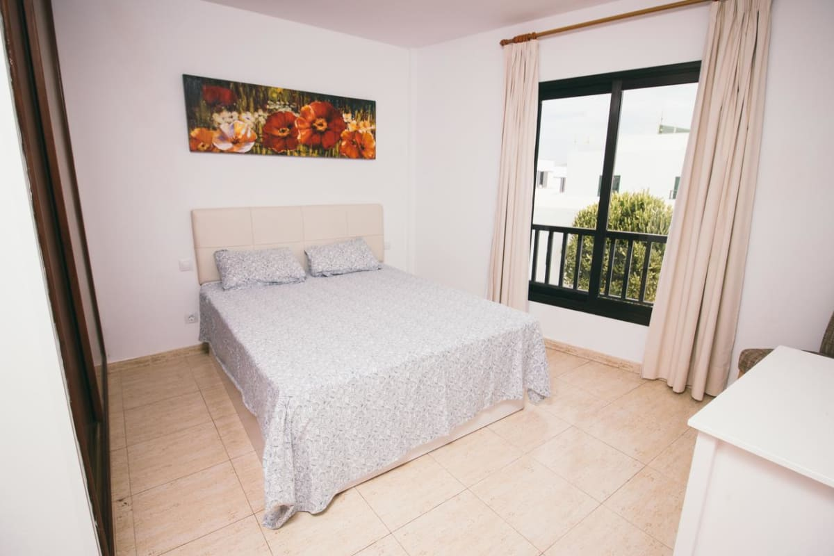 Comfortable apartment in central Playa Blanca with balcony - Sara N° 3 photo 20059145