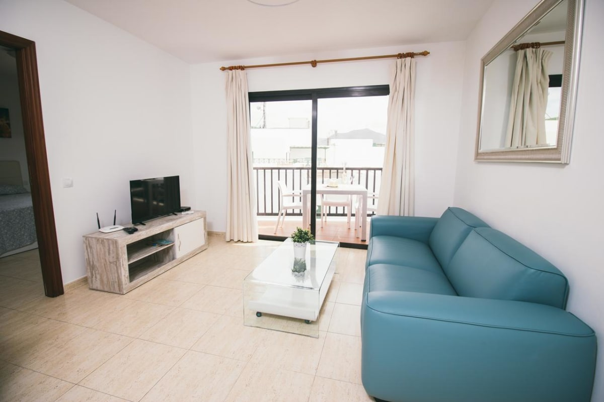 Apartment Comfortable apartment in central Playa Blanca with balcony - Sara N   3 photo 20193720