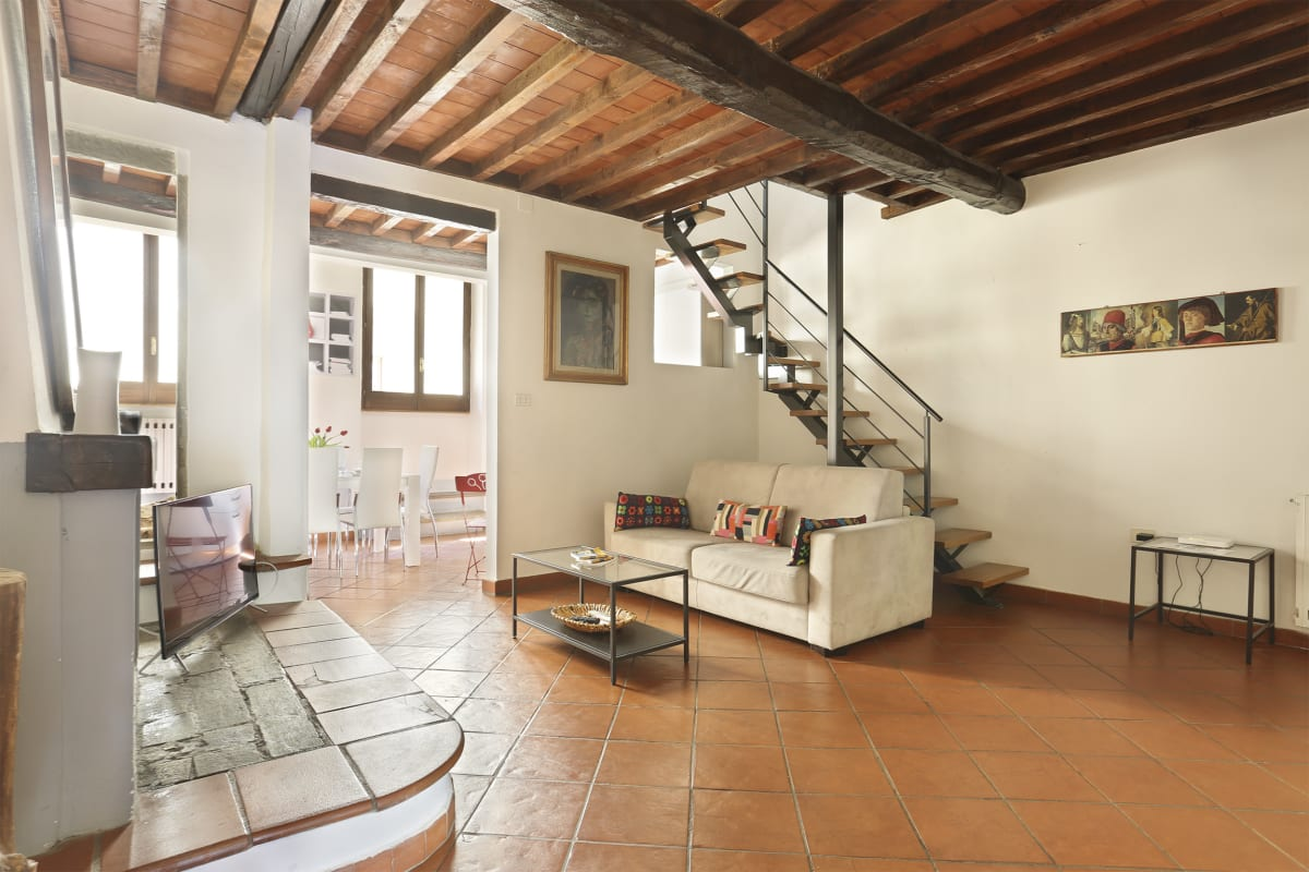 Apartment TORNABUONI Apartment in the heart of Florence  photo 18591971