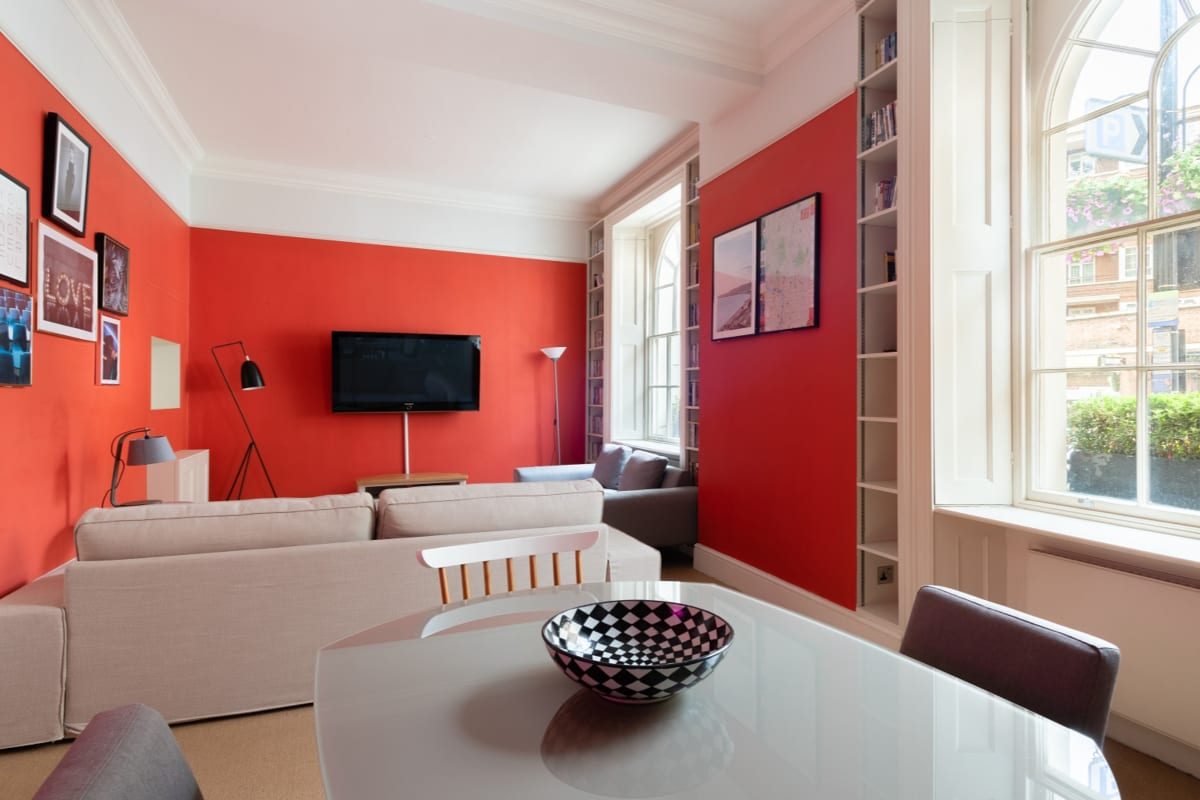 The Tyburnia Escape - Bright & Central 3BDR Apartment 1
