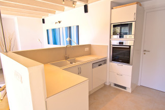 Fully equipped kitchen for your needs