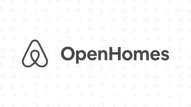Airbnb - Open Homes & First Responders programs