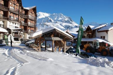 Rental in Val Thorens