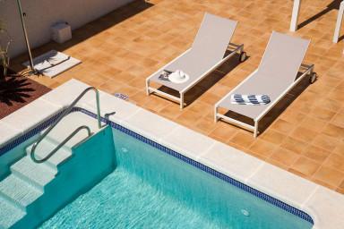 Villas en Playa Blanca