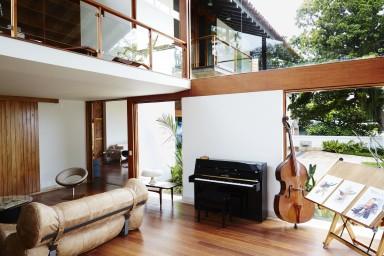 Luxury villa holidays - Rio de Janeiro - Livingroom - Chez Georges