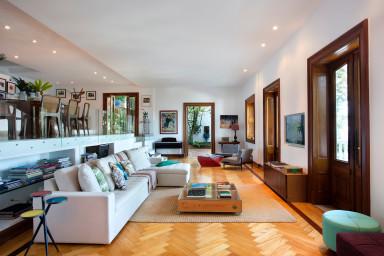 Luxury villas in Brazil - Livingroom - Rio de Janeiro - 1