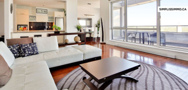 2 bedroom executive suite at Solano 3