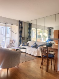 Appartement 2P, Rue d'Antibes - Cannes