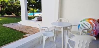 Ciutadella de Menorca. Biniforcat 21- Terrace et piscine!