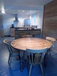 cuisine, espace repas