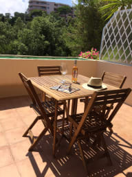 Agréable T1 avec terrasse à Nice - Ciel de Fabron