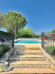 Gîte avec piscine Luberon