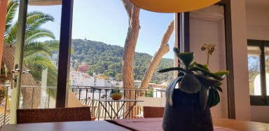 Tamariu 5 - In the hart of Tamariu, free wifi + private sunny terrace