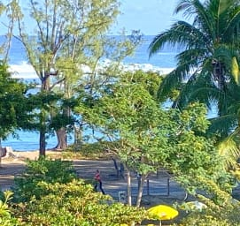 APP. LE LOGIS BLEU OCEAN Beach view Billikers