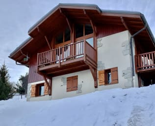 Chalet Capricorne 6-8 pers