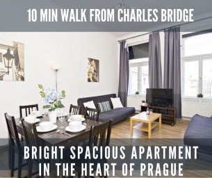 Minka - 10min from Charles Bridge