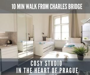 MALA - pouze pár minut chůze od Karlova mostu