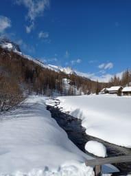 La Haute Vallée en hiver