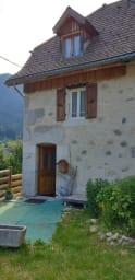 Charmante maison à la Diat hameau de St Pierre