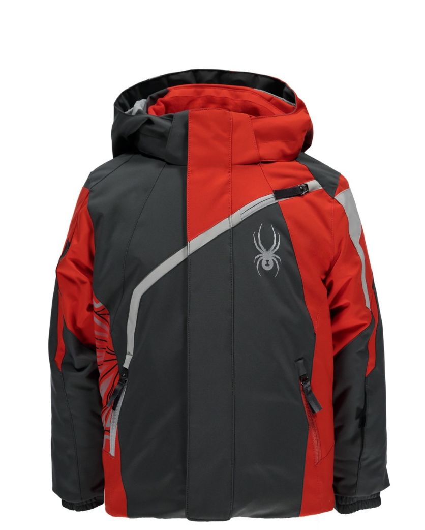 LITTLE BOYS' MINI CHALLENGER JACKET