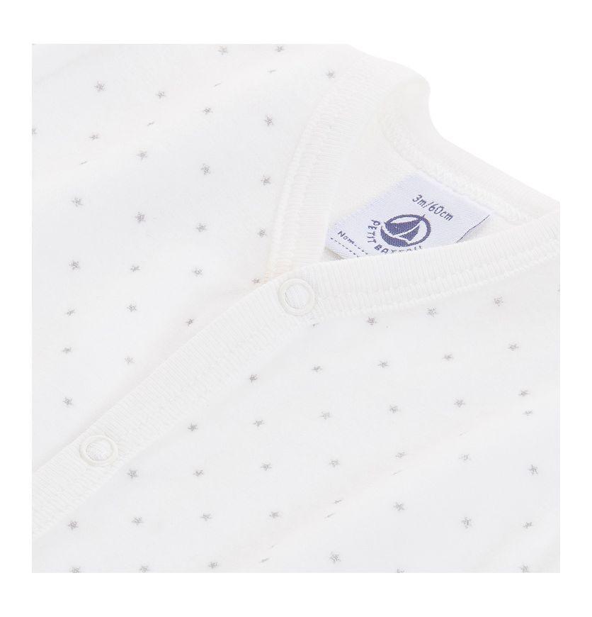 Baby's printed pyjamass