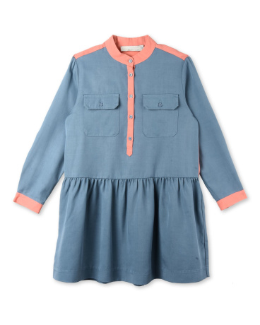 Tess Blue Dress
