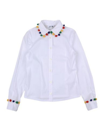 Solid color shirts & blouses