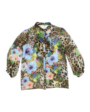 Patterned shirts & blouses