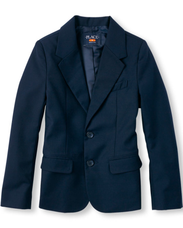 Boys Uniform Long Sleeve Blazer
