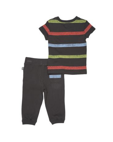 Baby Boy Stripe Set