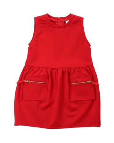 Olivia Ponte Dress
