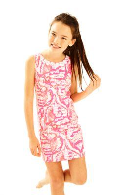 Girls Mini Mila Shift Dress