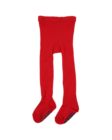 Classic Red Footed Tights
