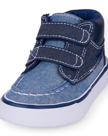 Toddler Boys Mid-Top Indie Shoe