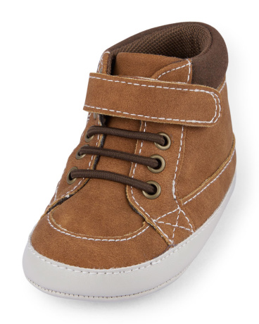 Baby Boys Hi-Top Shoe