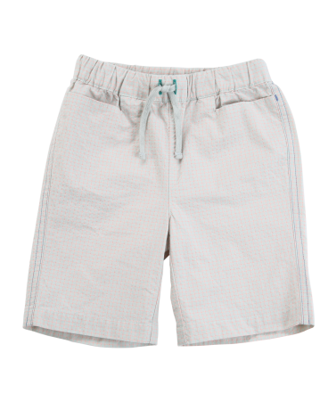 Boys Cotton Ripstop Short