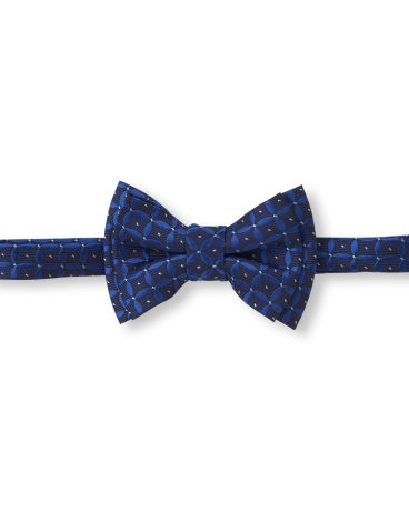 Boys Patterned Bow Tie