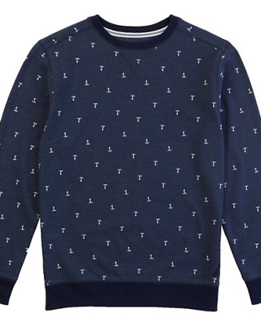 Little Boys' Anchor Pullover (2T-7)