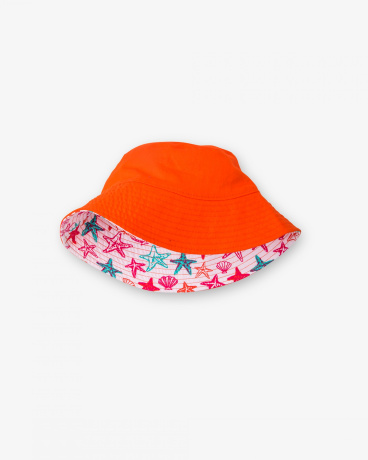 Starfish Reversible Sun Hat