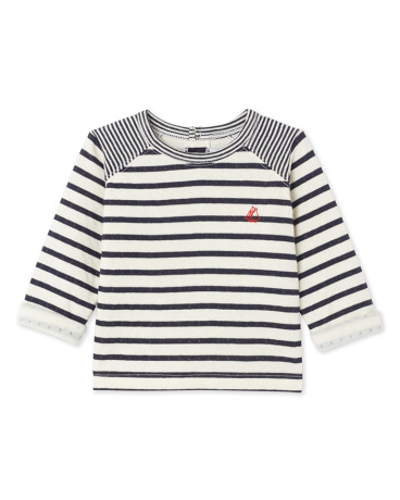 Baby boy's long-sleeved tee