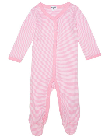 Baby Girl Footed Coverall