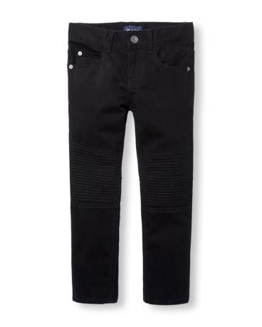 Boys Skinny Moto Pants