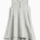 Little Girl Henley Tank Dress