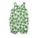Tropical Palm Jersey Romper