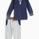Baby Boy Sweater Top with Pant Set